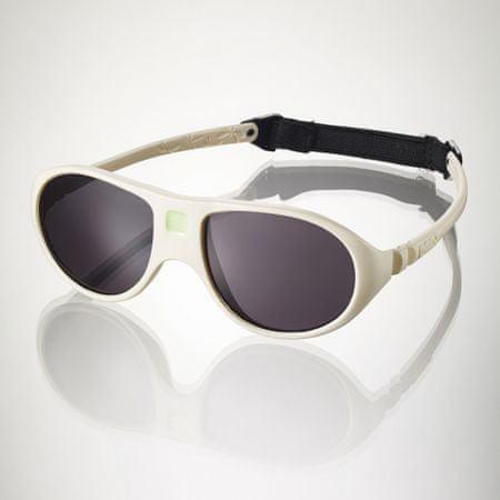 Ki-ET-LA Detské slnečné okuliare JokaLa - krémové
