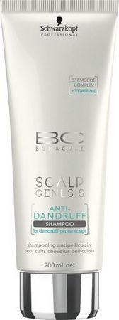 Schwarzkopf Prof. Šampon proti lupům BC Bonacure Scalp Genesis (Anti-Dandruff Shampoo) (Objem 200 ml)