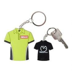 XQMax Darts Keychain Michael van Gerwen - prívesok na kľúče