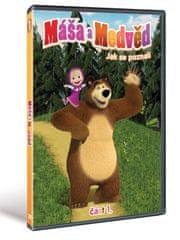 Máša a medvěd 1: Jak se potkali - DVD