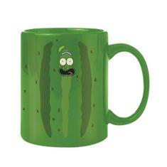 Hrnek Rick and Morty - Pickle Rick (0,3 l)