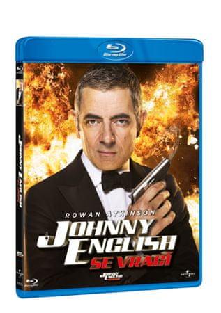 Johnny English se vrací - Blu-ray