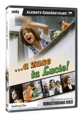 ...a zase ta Lucie! - edice KLENOTY ČESKÉHO FILMU (remasterovaná verze) - DVD