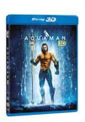 Aquaman 3D+2D (2 disky) - Blu-ray