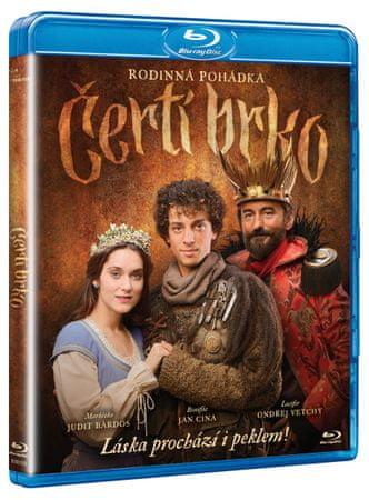 Čertí brko - Blu-ray
