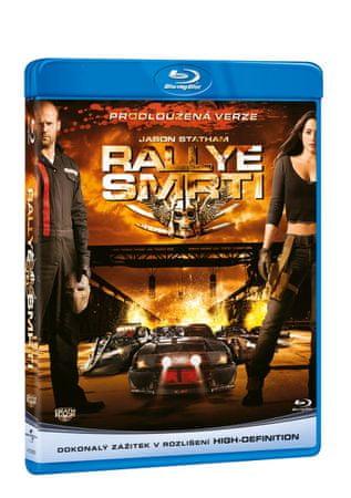 Rallye smrti - Blu-ray