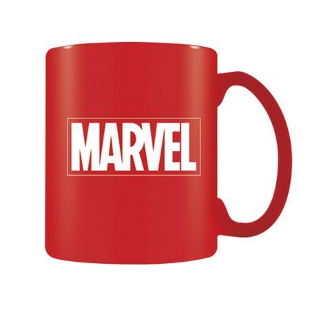 Hrnek Marvel - Logo červený (0,3l)