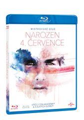 Narozen 4. července - Blu-ray