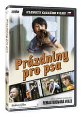 Prázdniny pro psa - edice KLENOTY ČESKÉHO FILMU (remasterovaná verze) - DVD
