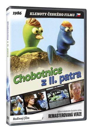 Chobotnice z II. patra - edice KLENOTY ČESKÉHO FILMU (remasterovaná verze) - DVD