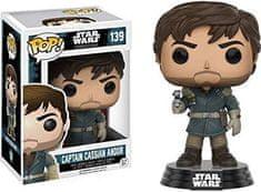Funko figura POP! Star Wars: Rogue One, Cassian #151