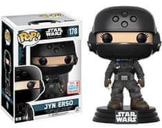 Funko figura POP! Star Wars: Rogue One, Jyn Disguise #178
