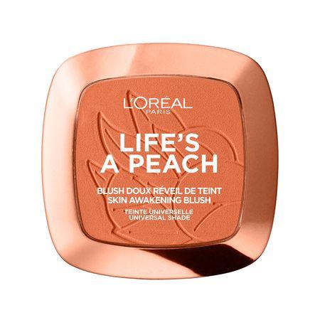 Loreal Paris rdečilo Woke up like this, Peach Addict
