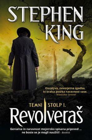 Stephen King: Revolveraš (broširana)