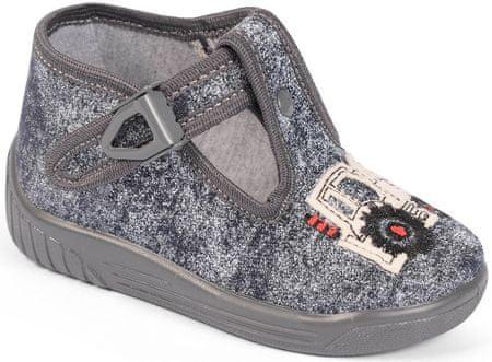 Raweks cipele za dječake Ula, 24, siva