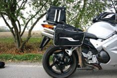 Koji Moto brašny sedlové 2x16-24l 30x31x29 cm