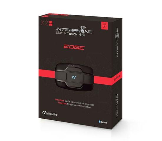 Interphone EDGE Twin Pack