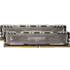 Crucial pomnilnik (RAM) Crucial BX Sport LT DDR4 16GB Kit (2x 8) PC4-25600 3200MT/s