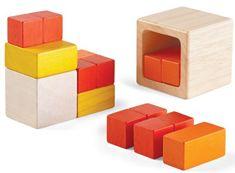 Plan Toys dijelovi kocke