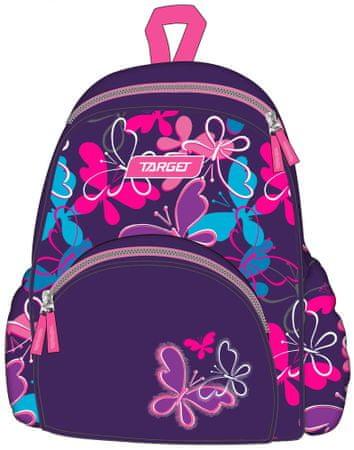 Target nahrbtnik otroški Butterfly Swarm 26252