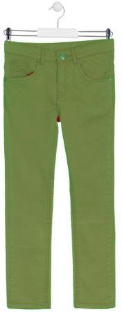 Losan chlapecké kalhoty 110 zelená