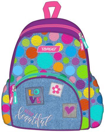 Target nahrbtnik otroški Helo Beautiful 26254