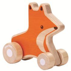 Plan Toys Líška na kolieskach
