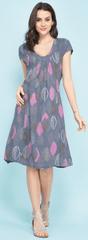 Lin Blanc ženska haljina Chicago