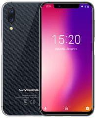 Umidigi One, 32 GB/4 GB, Carbon Fiber