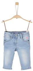 s.Oliver dievčenské capri džínsové nohavice