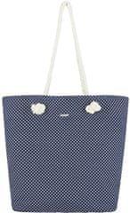Tamaris Kabelka Carina Shopping Bag 3044191-805 Navy