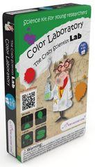 Purple Cow The Crazy Scientist Lab – Laboratorij barv