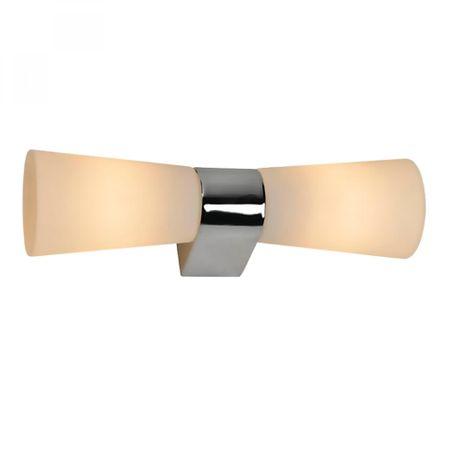 TK Lighting lampa sufitowa AQUA 4015 chrom/biała