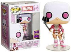 Funko figura POP! Marvel, Gwenpool Selfie #232