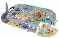 SAGO mini - hab puzzle játék szett