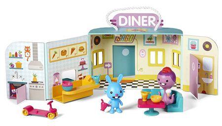 SAGO mini - hrací set Večeře