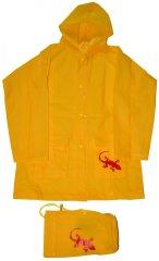 PIDILIDI płaszcz przeciwdeszczowy dziewczęcy Salamandra