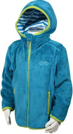 PIDILIDI chlapčenská mikina 98 modrá
