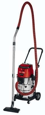 Einhell Porszívó száraz és nedves porszívózáshoz Aku TE-VS 36/30 Li S-Solo Expert