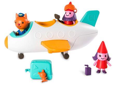 SAGO mini - hrací set Letadlo