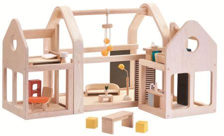 Plan Toys Kreatív babaház kislányok számára
