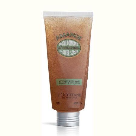 LOccitane En Provenc Sprchový peeling Mandle (Shower Scrub) 200 ml