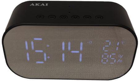 Akai ABTS-S2, fekete