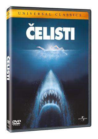 Čelisti - DVD