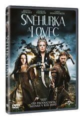 Sněhurka a lovec - DVD