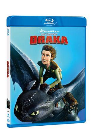 Jak vycvičit draka - Blu-ray