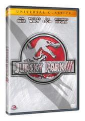 Jurský park 3 - DVD