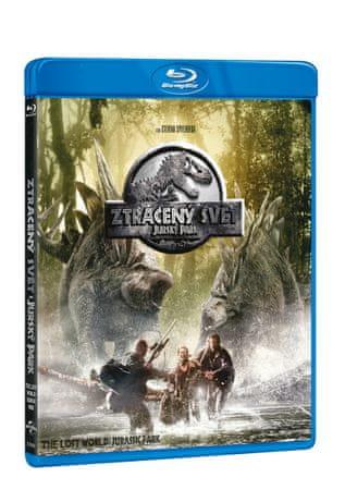 Ztracený svět: Jurský park - Blu-ray