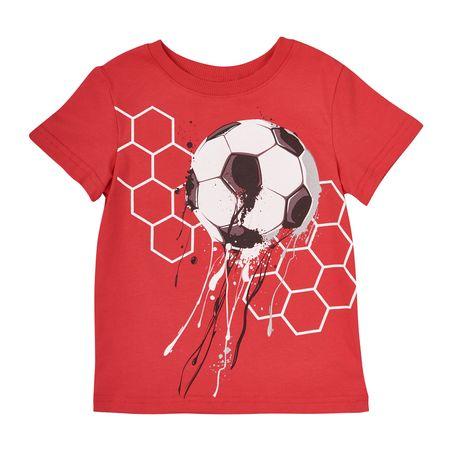 Garnamama chlapčenské tričko 110 červená