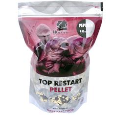 Lk Baits Pelety Top Restart Pellets Peperin 1 kg